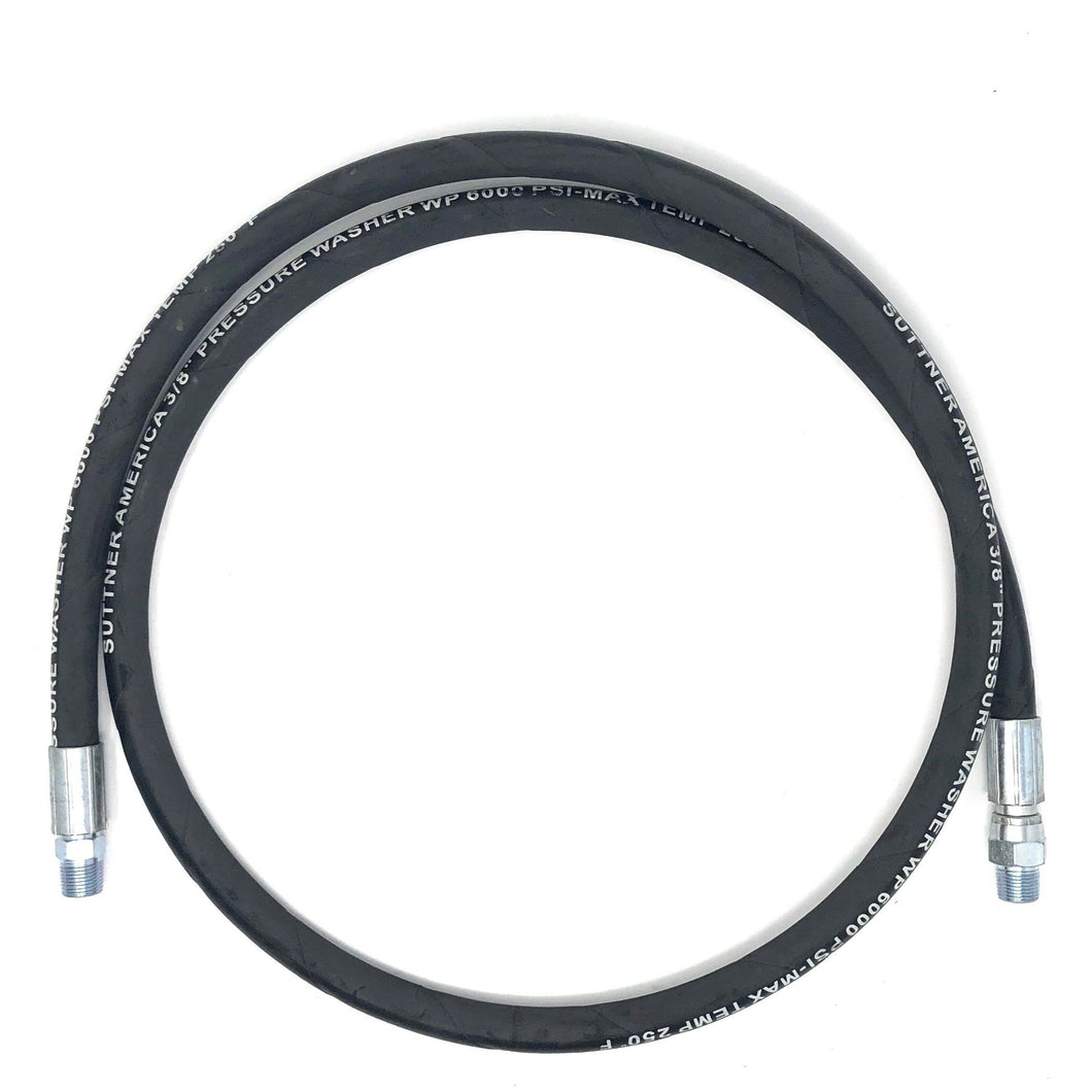 6' Suttner Jumper High Pressure Hose - Chem-X