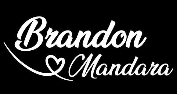Brandon Mandara Collection