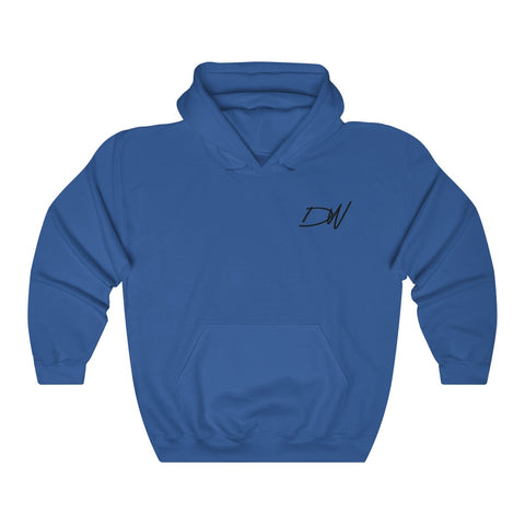 Dan Woolley Hooded Sweatshirt