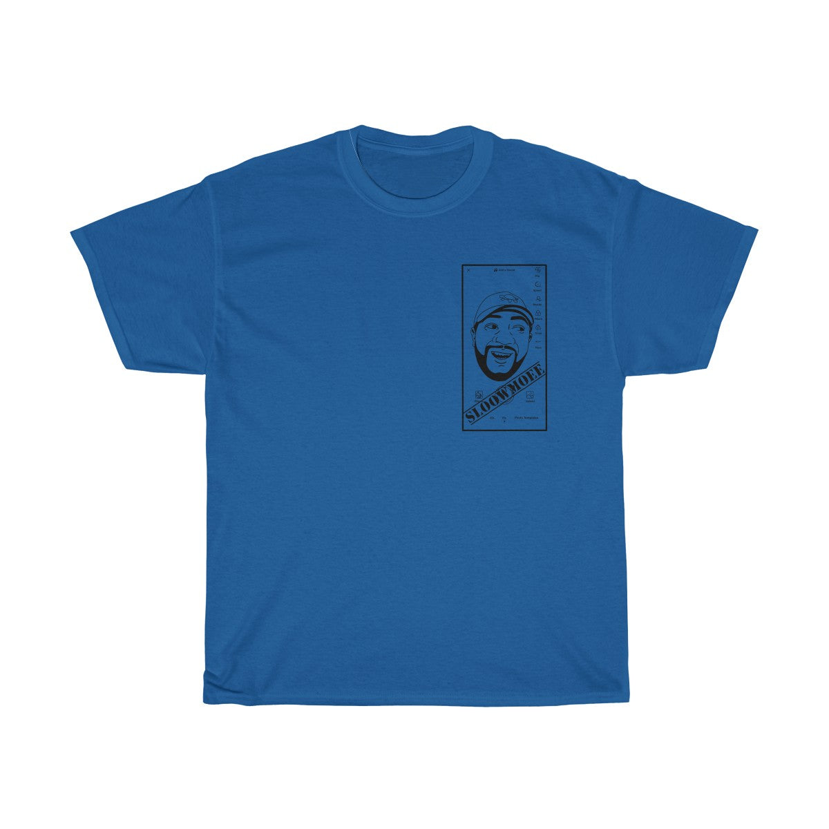 Moses Cox Unisex Heavy Cotton Tee
