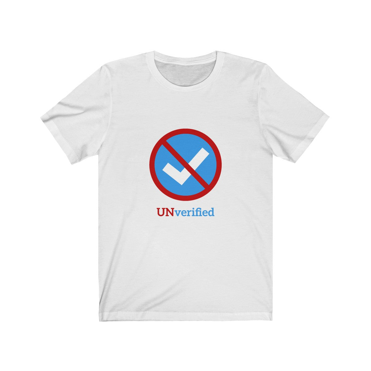 UNverified Short Sleeve Tee