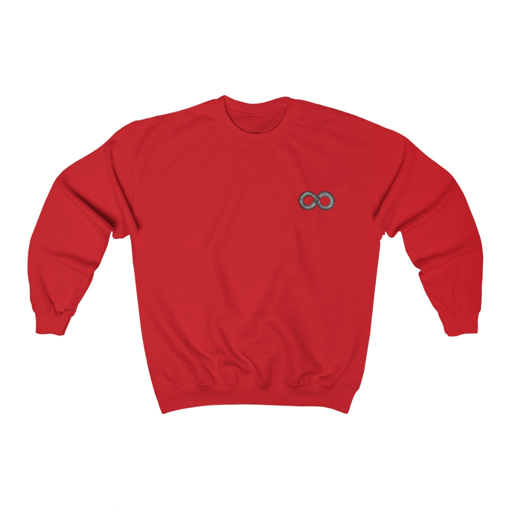 Elmo Cross Crewneck Sweatshirt