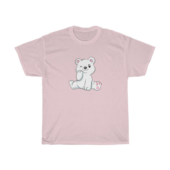 Kio Cyr Unisex Heavy Cotton Tee