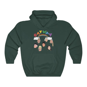 Gayway Hooded Sweatshirt