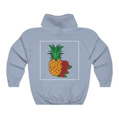 Kallisa Flores Hooded Sweatshirt