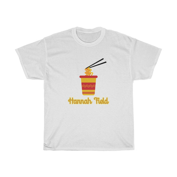 Hannah Field Unisex Heavy Cotton Tee