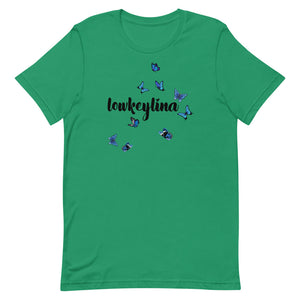 Lowkeylina 2020 Short-Sleeve Unisex T-Shirt