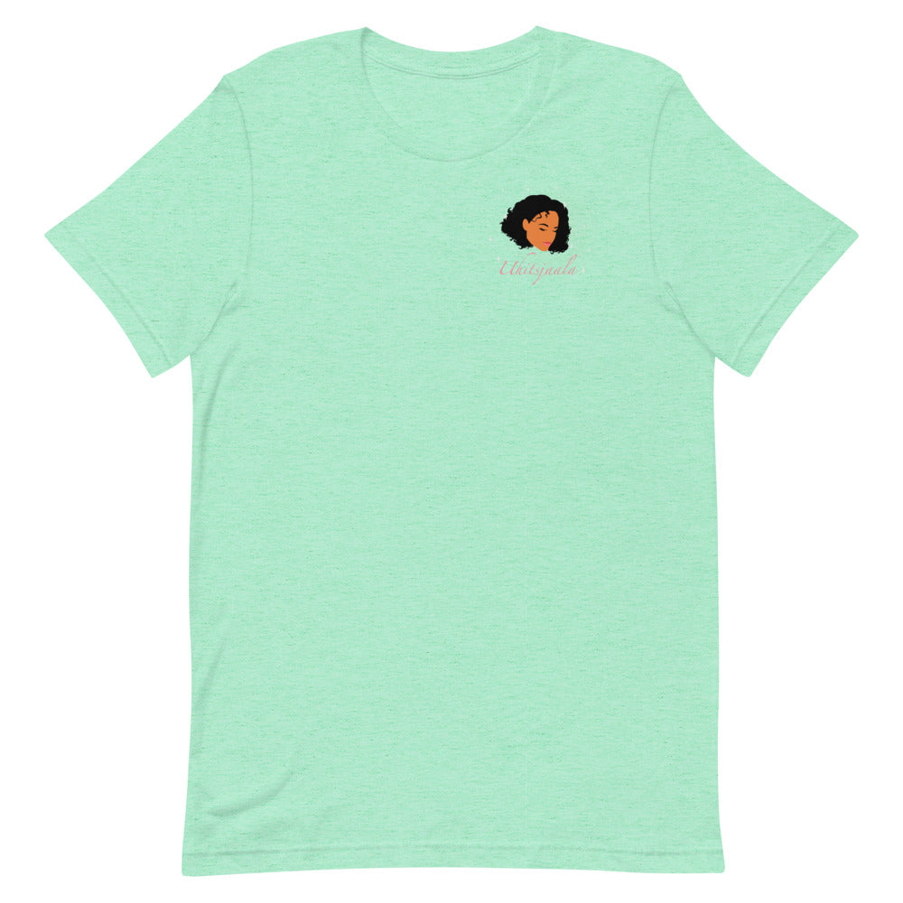 Jaala James Short-Sleeve Unisex T-Shirt
