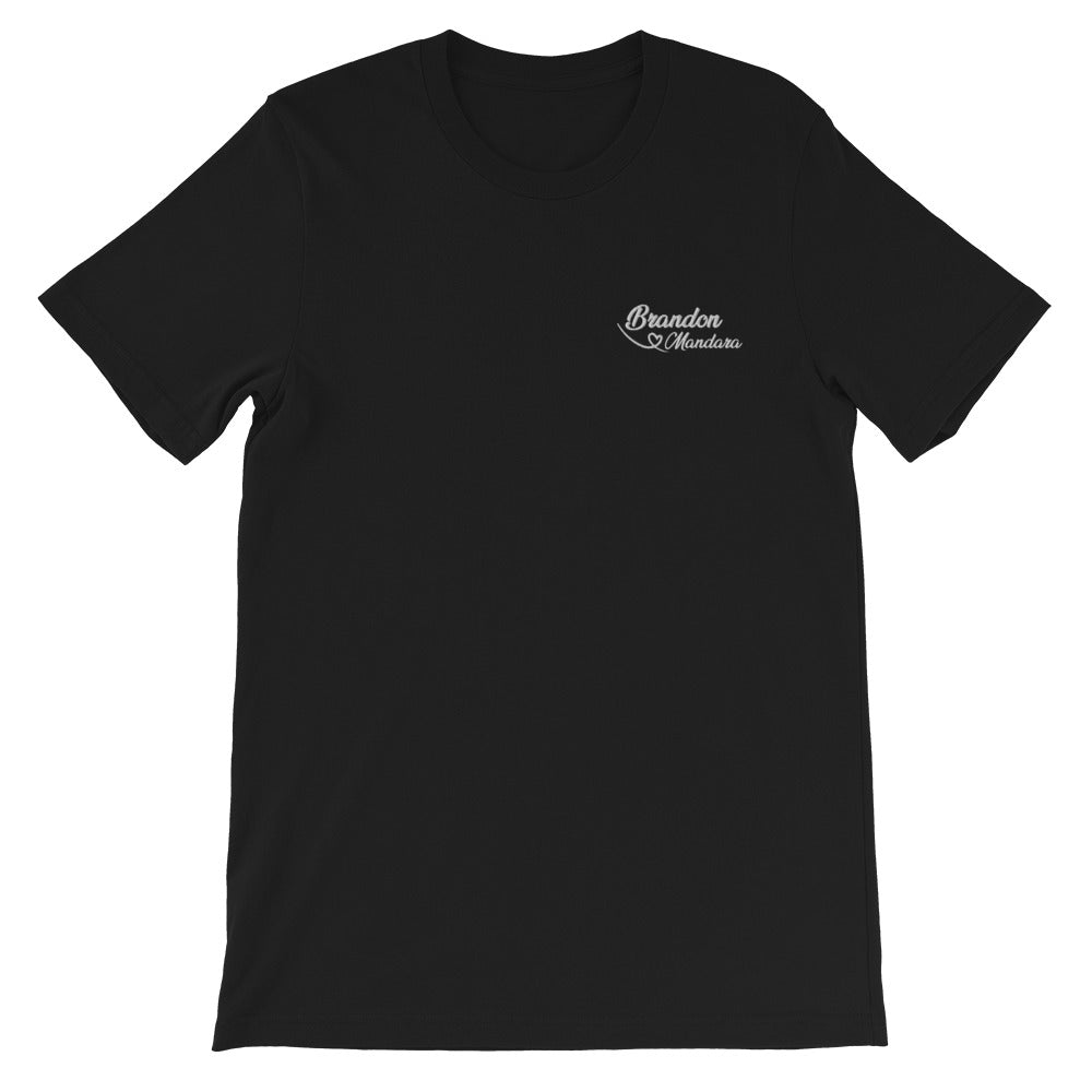 Brandon Mandara Short-Sleeve Unisex T-Shirt