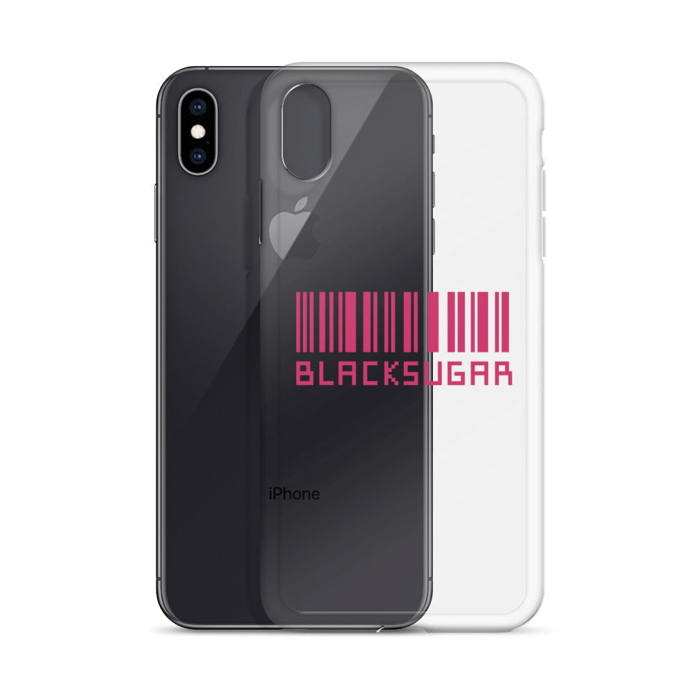 AOORA Black Sugar iPhone Case