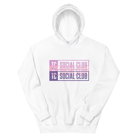 TC Social Club 3BLOCK Pretty Unisex Hoodie