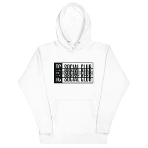 TC Social Club 3BLOCK Blackout Unisex Hoodie