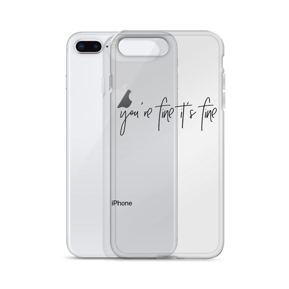 Megan Marie iPhone Case