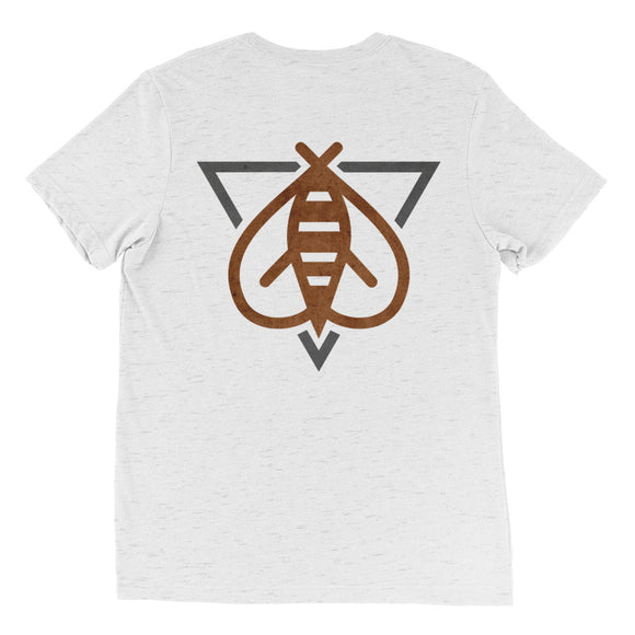 Team Killer Bee White Short sleeve t-shirt