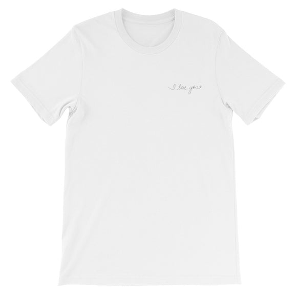 Ryan Ploof Embroidered T