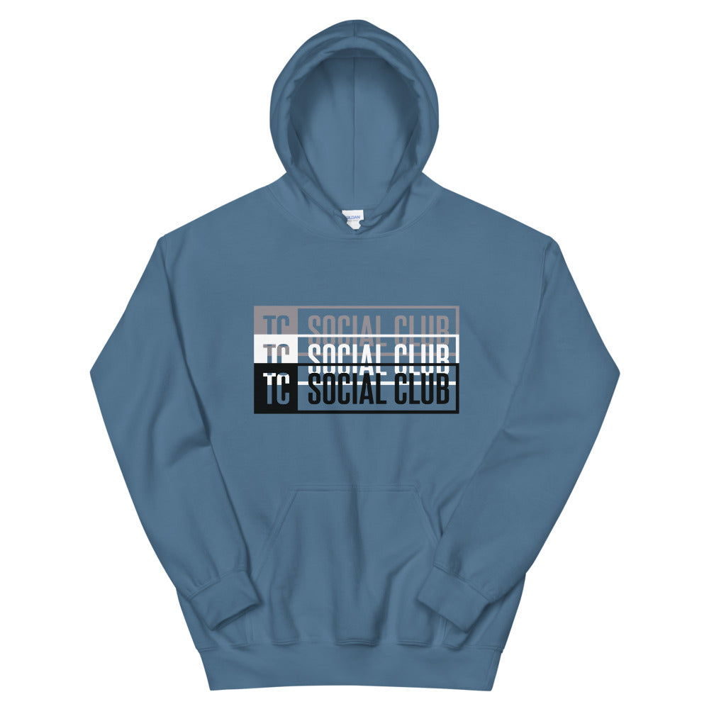 TC Social Club 3BLOCK Ready Unisex Hoodie