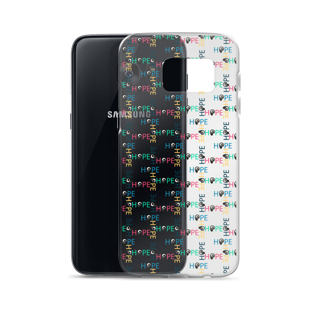 Hope Signature Samsung Case
