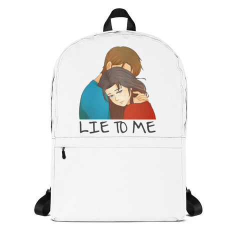 Mere Lie to Me Backpack