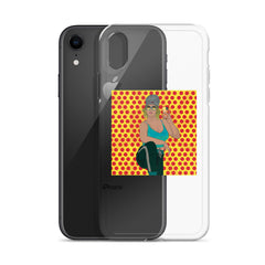 Hope PopArt iPhone Case