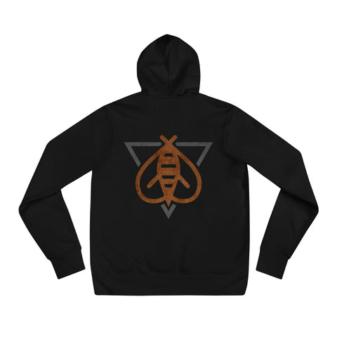 Team Killer Bee Black Hoodie