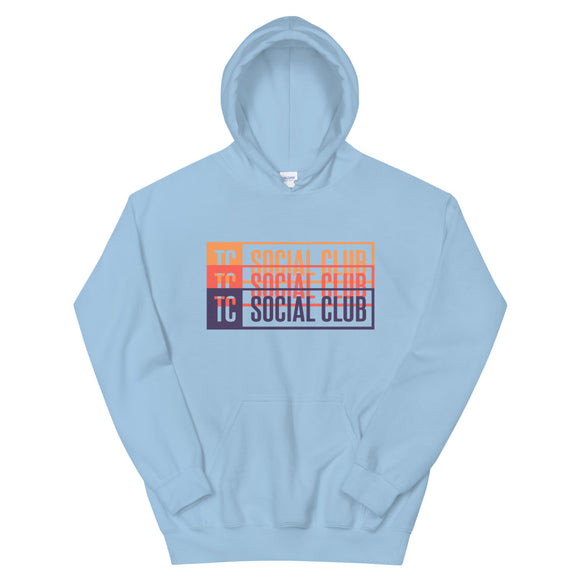 TC Social Club 3BLOCK Sunset Unisex Hoodie