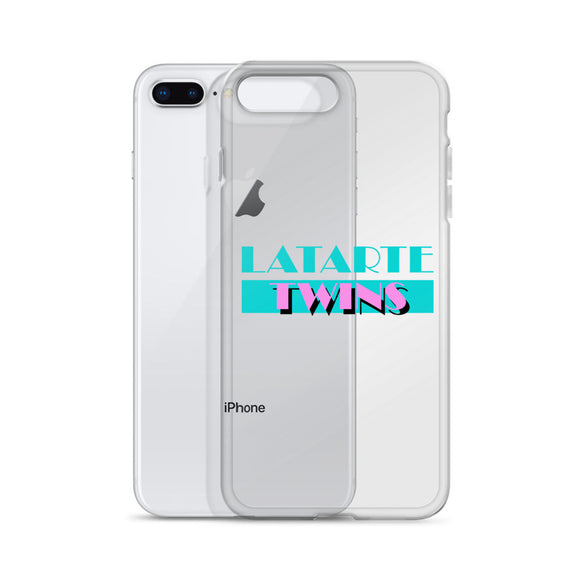 Latarte Twins iPhone Case