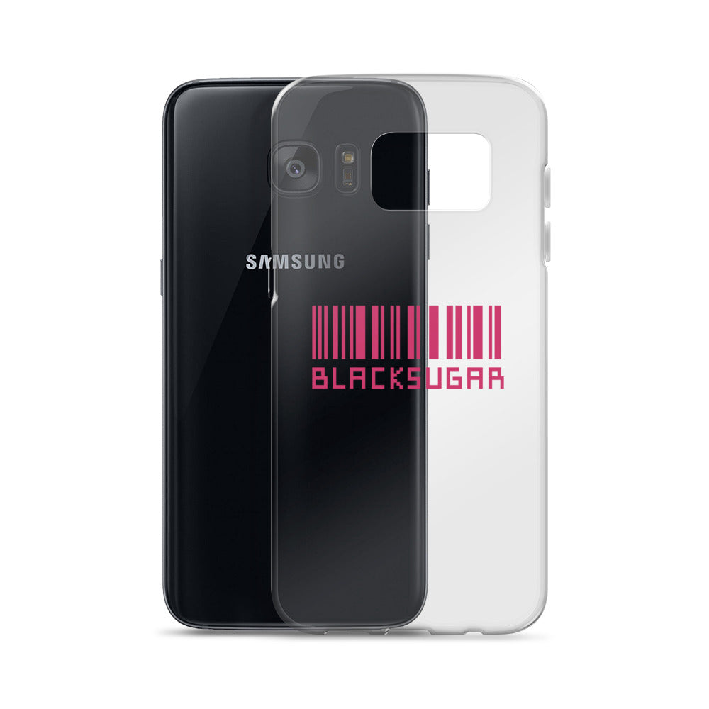 AOORA Black Sugar Samsung Case