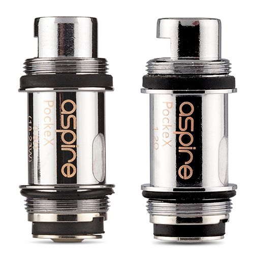 Aspire PockeX Replacement Coils | Free UK Delivery | Lincolnshire Vapours