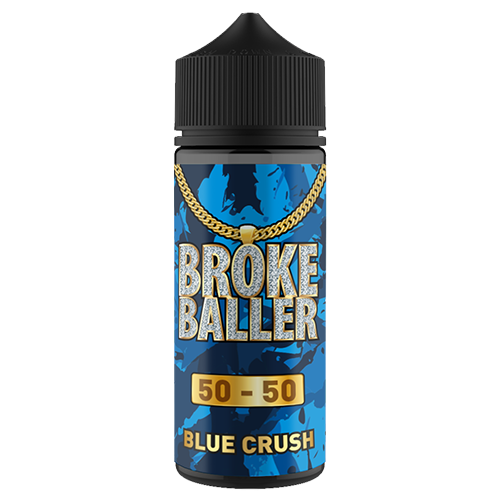 Broke Baller - Blue Crush 80ml Shortfill | Lincolnshire Vapours
