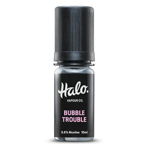 Halo - Bubble Trouble 10ml - Lincolnshire Vapours