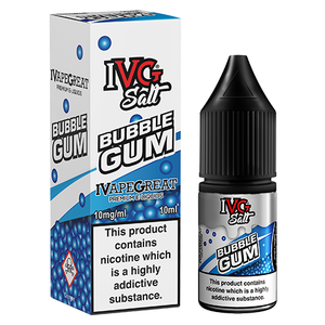IVG Salt - Bubblegum 10ml