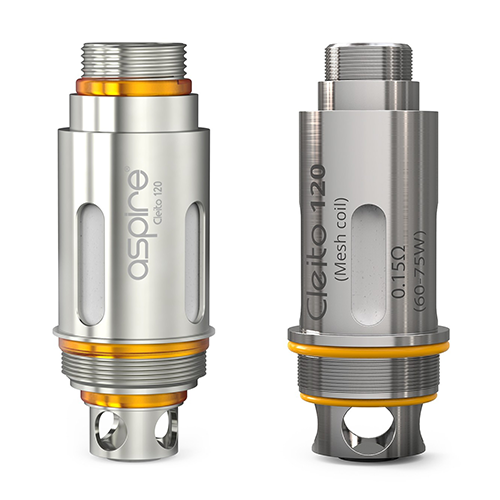 Aspire Cleito 120 Replacement Coils | Lincolnshire Vapours
