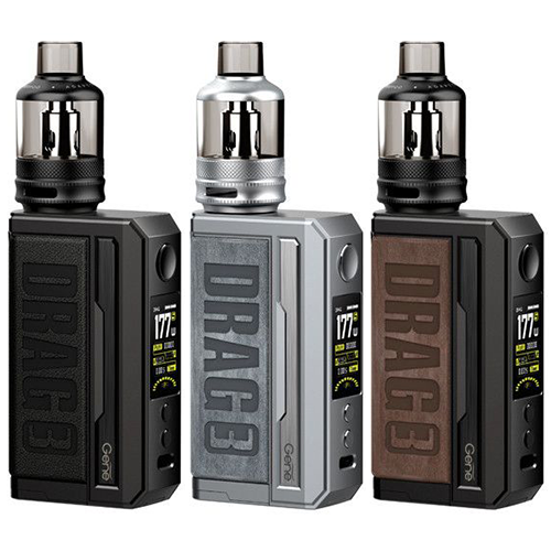 Voopoo Drag 3 Kit | Lincolnshire Vapours