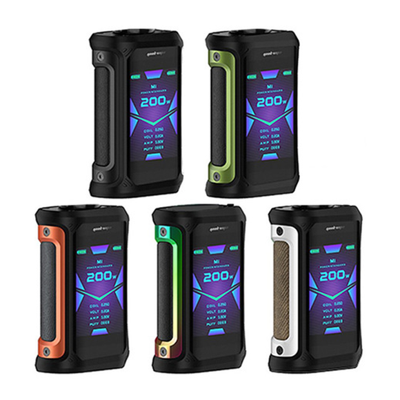Geekvape Aegis X 200W Mod | Free UK Delivery | Lincolnshire Vapours