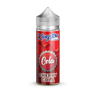 Kingston Cola - Cherry Cola 100ml Shortfill - Lincolnshire Vapours