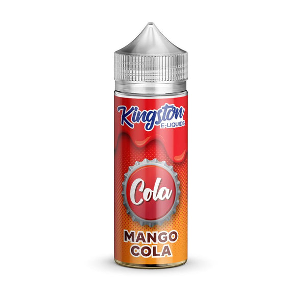 Kingston Cola - Mango Cola 100ml Shortfill - Lincolnshire Vapours
