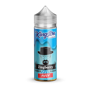 Kingston - Zingberry Fizzy 100ml Shortfill - Lincolnshire Vapours