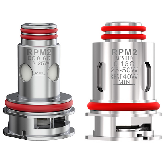 Smok RPM 2 Replacement Coils | Lincolnshire Vapours