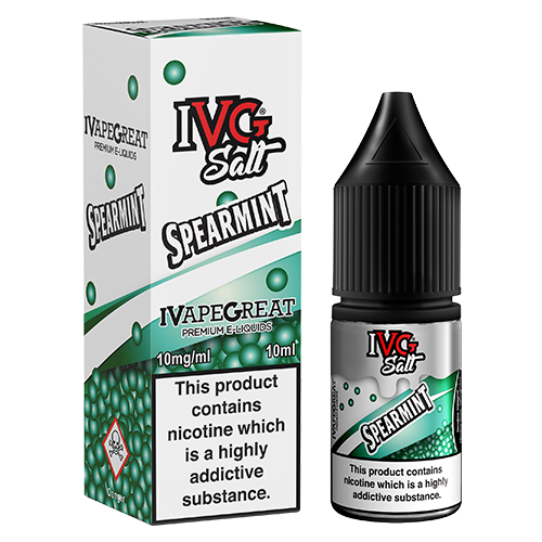 IVG Salt - Spearmint 10ml