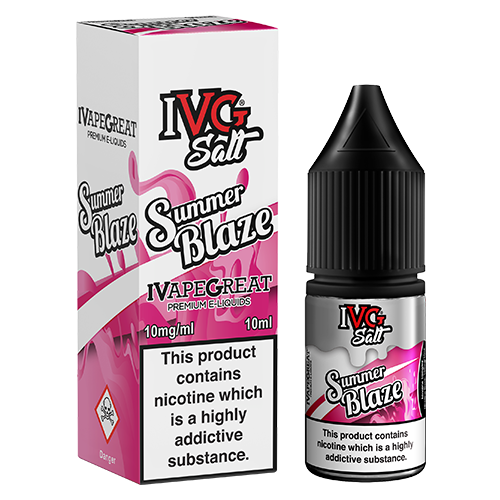 IVG Salt - Summer Blaze 10ml - Lincolnshire Vapours