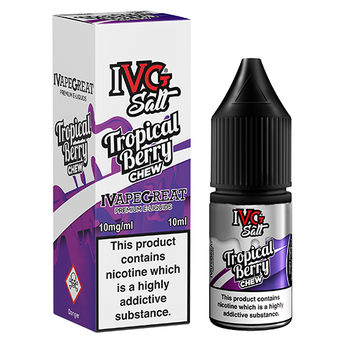 IVG Salt - Tropical Berry 10ml