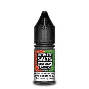 Ultimate Salts - Candy Drops - Strawberry Melon 10ml