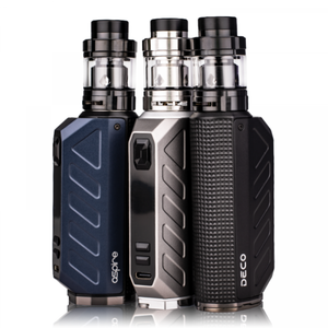 Aspire Deco Kit (18650 Battery Included) | Lincolnshire Vapours