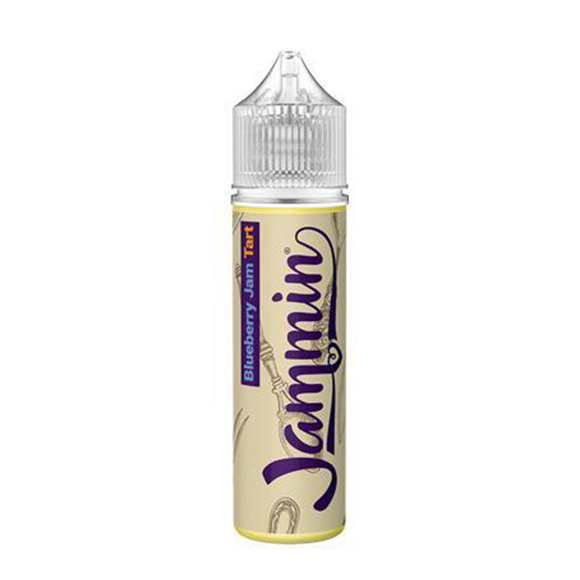Jammin - Blueberry Jam Tart 50ml Shortfill | Free UK Delivery | Lincolnshire Vapours
