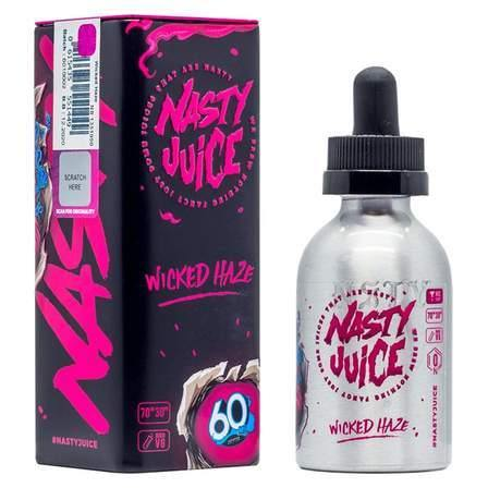 Nasty Juice - Wicked Haze 50ml Shortfill - Lincolnshire Vapours