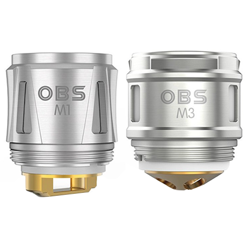 OBS Cube Replacement Coils | Lincolnshire Vapours