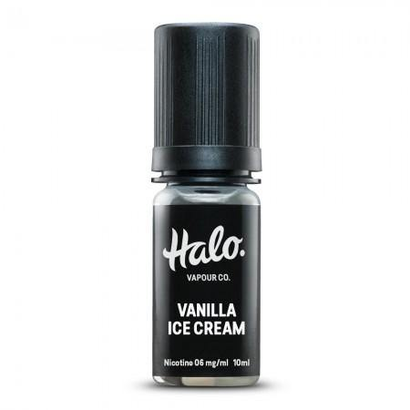 Halo - Vanilla Ice Cream 10ml - Lincolnshire Vapours