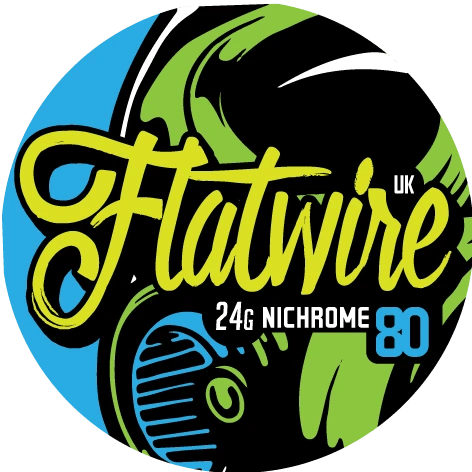 Flatwire Ni80 Spools - Lincolnshire Vapours
