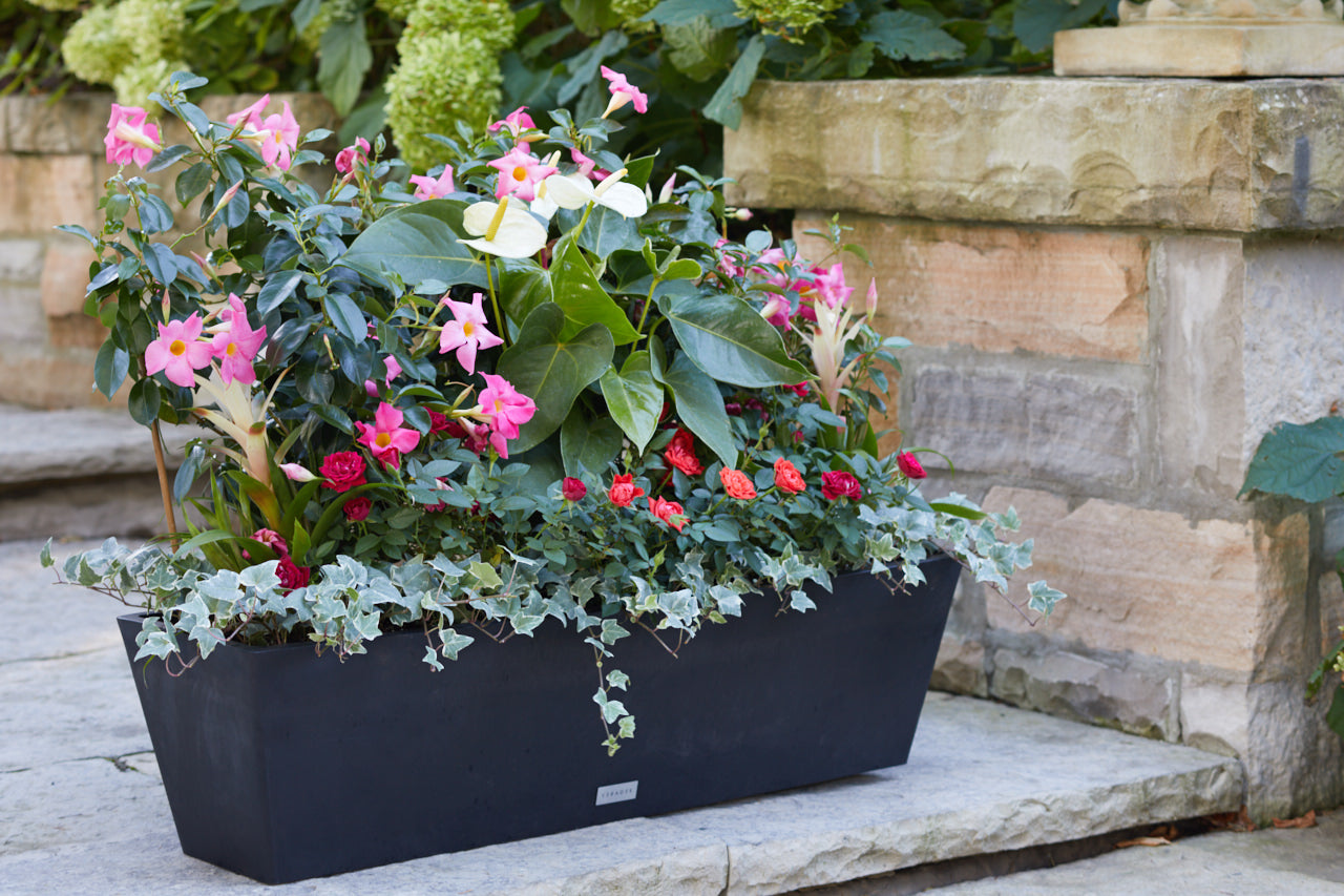How to Build & Install a Window Plant Box