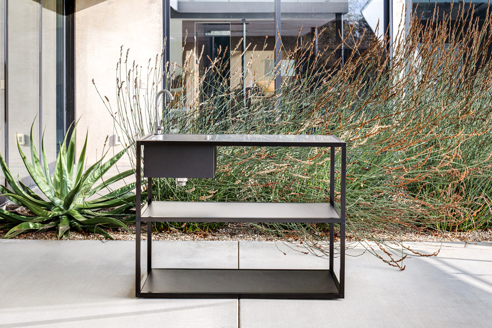 Outdoor Kitchen Series Counter Sink - Stainless Steel